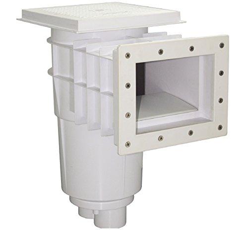 Rx Clear Standard Inground Pool Thru-Wall Skimmer (Steel Pacfab Stainless)