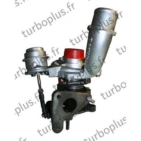 Turbo Renault Megane Scenic Phase II 1.9 dCi 105 CV 703245, 717345, 751768: Amazon.es: Coche y moto