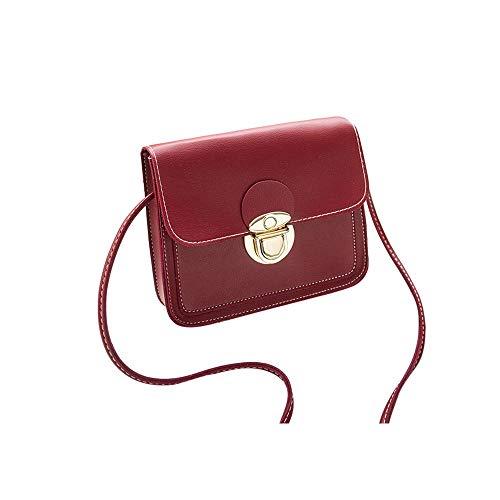 Donna In Borsa A Pu Blu A Nero Tracolla Verde Bag Pelle E Messenger Spalla Eleganti Rosso Borse Mambain Casual Rosa Eleganti Piccole Ragazza Moda Bianco YyF4EqqZw