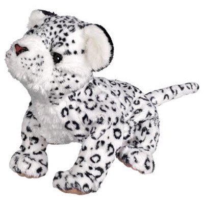 Amazon Com Furreal Friends Newborn Baby Cubs Snow Leopard Toys Games