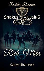 Rockstar Romance: Rick & Mila (Snakes n Villains 1) (German Edit