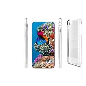 FUNDA CARCASA FISH CLOWN PARA HTC DESIRE E8