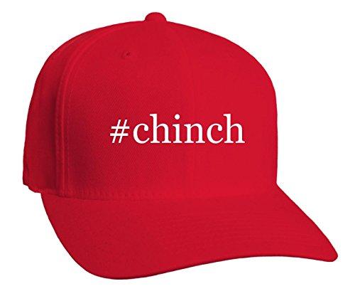 chinch-hashtag-adult-baseball-hat-red-small-medium