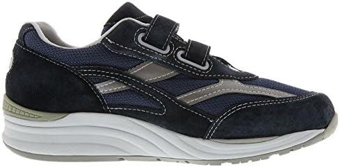 SAS Men's, JV Mesh Walking Shoe Blue