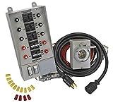 Reliance Controls 31410CRK Pro/Tran 10-Circuit 30 Amp Generator Transfer Switch Kit
