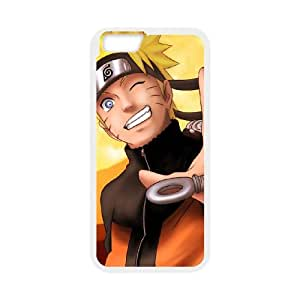 iPhone 6 4.7 Inch Cell Phone Case White Naruto Zdnan