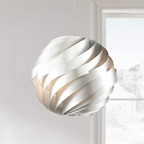 - Possini Euro Design Silver Waves 13 3/4