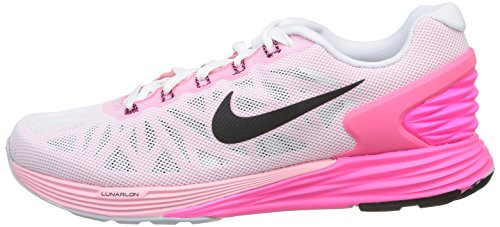 Zapatos Pow Libre spc Aire 6 pink Black Polideportivas Lunarglide Al Blanco Nike Para Mujer white Pink qUWS1wAx
