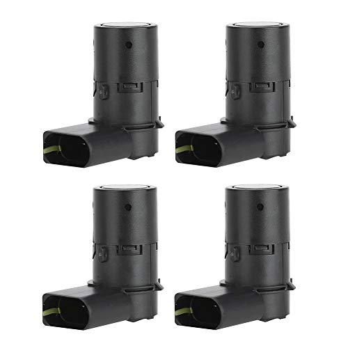Akozon Parking Sensor 4pcs Parking Distance Control PDC Parking Sensor: