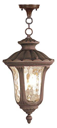 Imperial Bronze Hanging Lantern