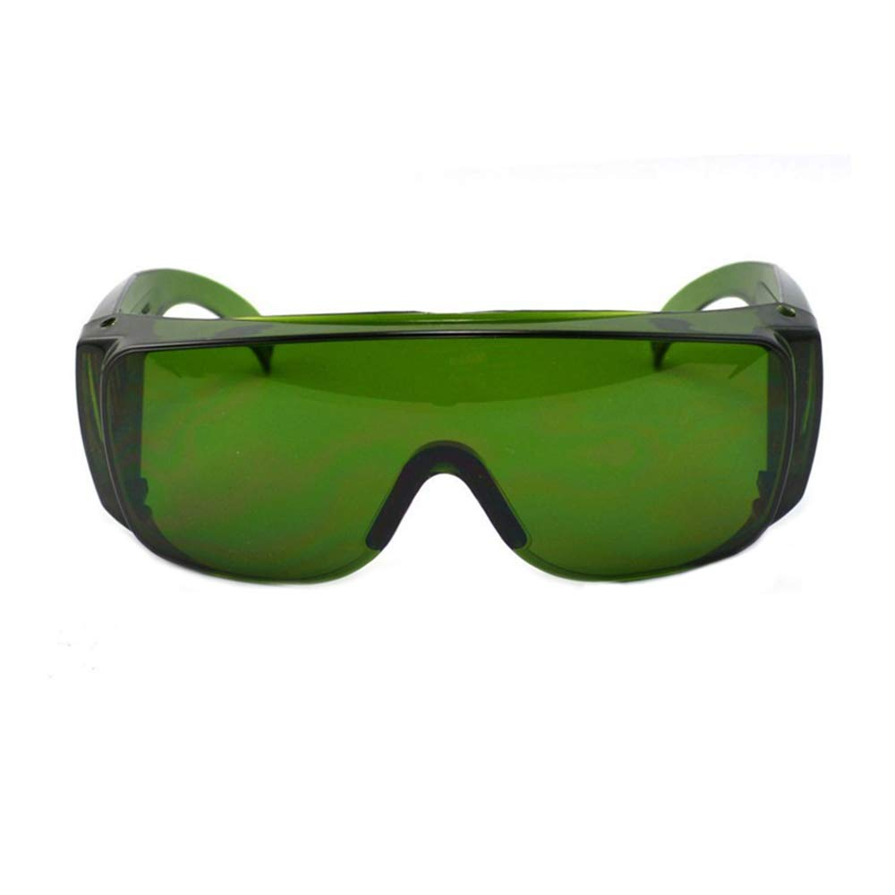 QPX 340nm-1250nm Gafas Laser Azul púrpura  Filtro de luz Gafas de protección