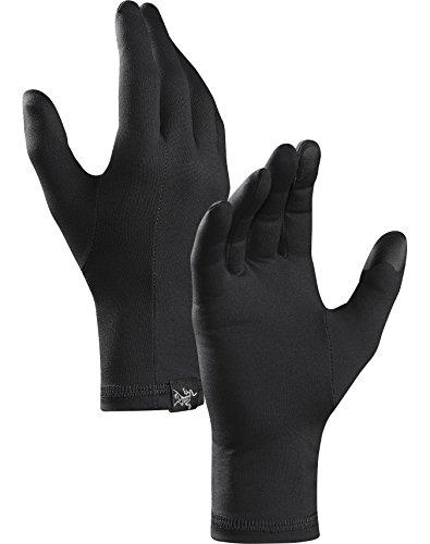 Arcteryx Phase Glove Black L - Phase Gloves Black