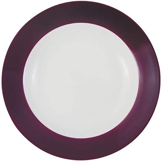 Kahla Porzellan  Pronto Colore grau  Frühstücksteller 20,5cm neu