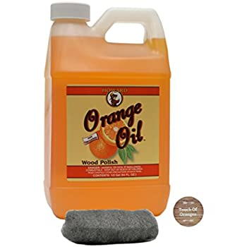 best cleaner for grease on kitchen cabinets howard orange 64 ounce half gallon clean 12027