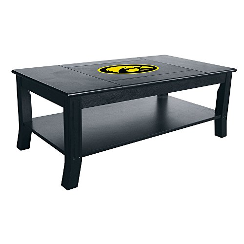 IMPERIAL INTERNATIONAL IOWA HAWKEYES COFFEE TABLE by Imperial