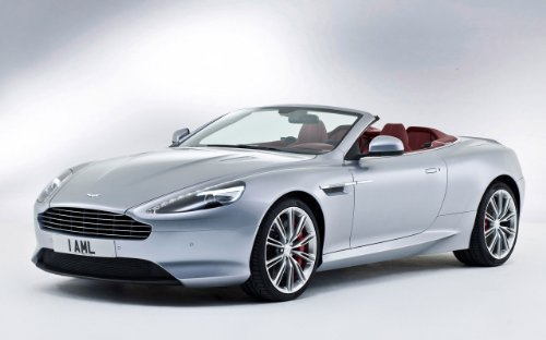 Db9 Aston Coupe Martin (Prints for Me 2013 Aston Martin Db9 Coupe 18X24 Poster)