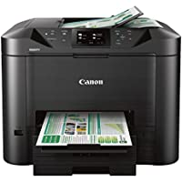 Canon MAXIFY MB5420 Color Inkjet All-in-One Printer with Duplex (Black)