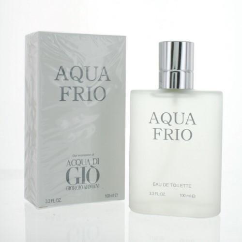 Aqua Frio By Perfect Star 3.3 Oz Eau De Parfum Spray For Men