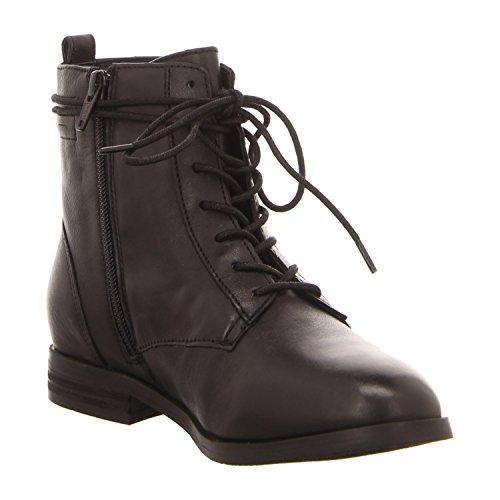 SPM 17876157-000-02002-13001 - Botas de Piel para mujer negro