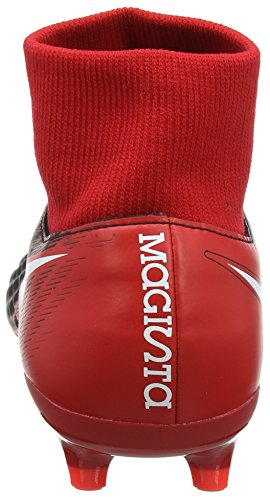 Rouge II de Brillant Université Multicolore FG DF Onda Blanc Cramoisi Noir Homme Chaussures NIKE Magista Football Eq1YnP