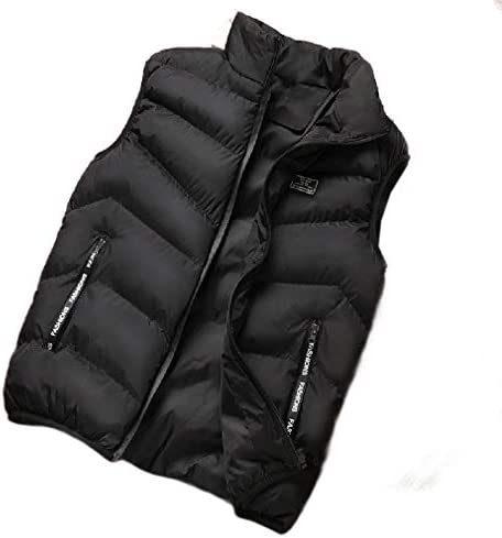 Tootess メンフォール冬厚化カーディガンオーバーサイズダウンベストアノラックジャケット