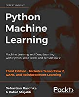 Python Machine Learning, 3rd Edition Front Cover