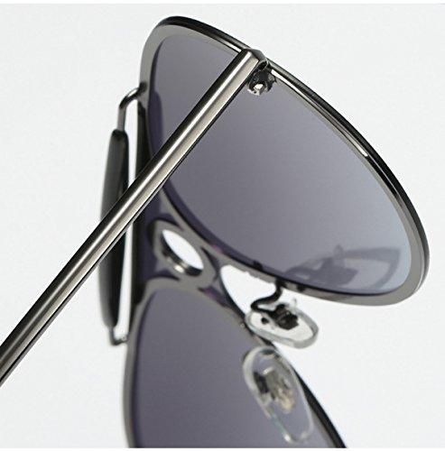 Espejo D Polarizadas De Pesca Al LQABW Conducción Elipse Gafas De Nuevos 2018 Metal Hombres Moda De Aire Sol De C Libre nT6Rx