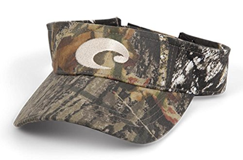 Costa Del Mar Cotton Visor, Mossy Oak - Camo Costas