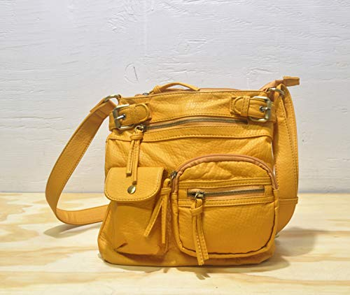 Yellow SORRENTINO Body for Messenger Women Sori Collection Spacious New amp; Young Cross Handbag Girl and YOrYpqf