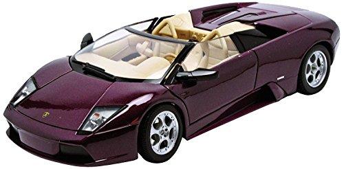 Maisto 1:18 Scale Lamborghini Murcielago Roadster Diecast Vehicle (Colors May Vary) ()
