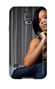 New Style ReidGiles Rihanna Music People Music Premium Tpu Cover Case For Galaxy S5
