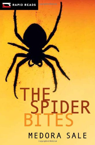 The Spider Bites (Rapid Reads)