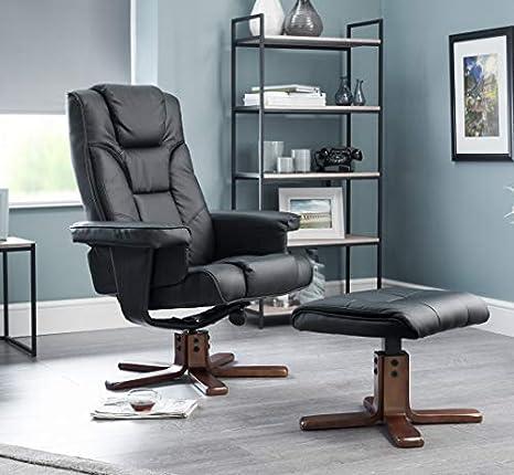 Julian Bowen Malmo - Sillón reclinable (83 x 82 x 105 cm ...