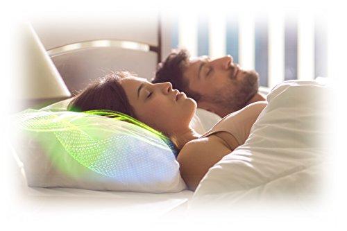 Dreampad Sleep Technology Music Pillow, Medium Support