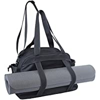 Aolvo Yoga Mat Tote Bag, Yoga Mats Storage Bag Pilates...