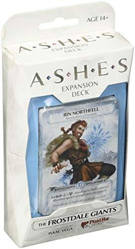 Plaid Hat Games 12002PHG Frostdale Giants: Ashes: Rise of The Phoenixborn exp, Multicolor: Amazon.es: Juguetes y juegos