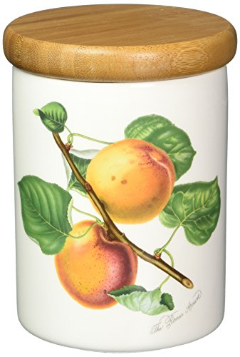Portmeirion Pomona Earthenware 20-Ounce Canister