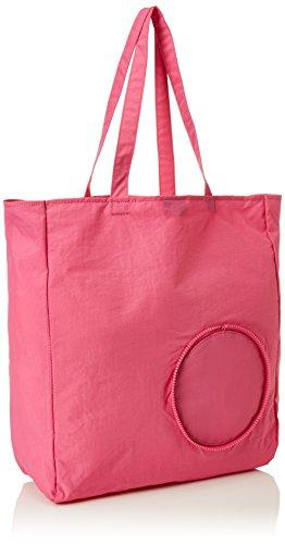 Kipling Cooper New, Damen Shopper, Pink (77h Carmine Pink)