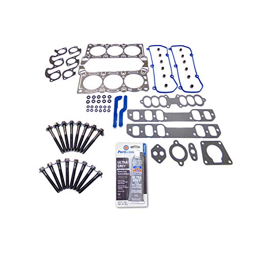 - Head Gasket Set Bolt Kit Fits: 94-95 Ford Cougar Mustang Thunderbird 3.8L V6 VIN 4 w/RWD
