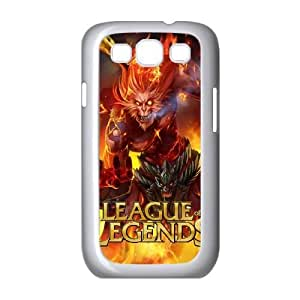 League Of Legends Samsung Galaxy S3 9300 Cell Phone Case White Exquisite gift (SA_477867)
