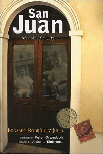 Book San Juan: Memoir of a City (THE AMERICAS)