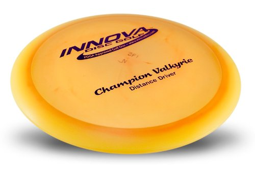 Champion Valkyrie 170 to 175 Disc Golf Driver (disc colors vary) by Champion