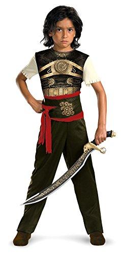 Kids-Costume Dastan Classic 7-8 Halloween Costume - Child (Dastan Classic Child Costumes)