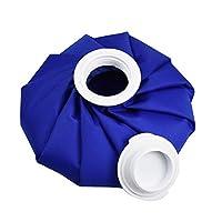 アイシングバッグ,Citiyeh 【水漏れ防止・結露なし】 氷のう アイス バッグ 熱中症 ケガの応急処置 痛みを軽減 繰り返し利用