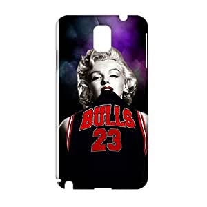 Cool-benz Bulls 23 flying man Jordon 3D Phone Case for Samsung Galaxy Note3