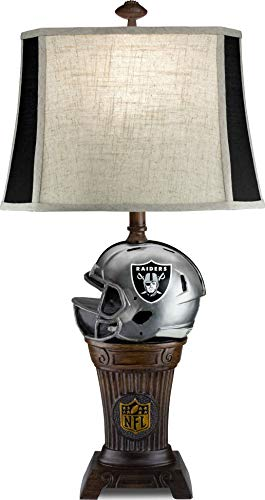 Imperial Officially Licensed NFL Merchandise: Trophy Lamp, Oakland Raiders (Renewed) for $<!--$111.71-->