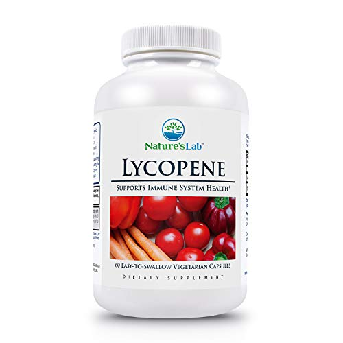Nature's Lab Lycopene, 10 Mg, 60 Count by Nature's Lab
