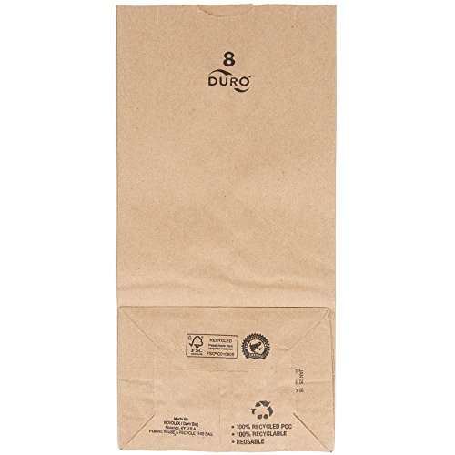Restaurant Paper To Go Bags - 4