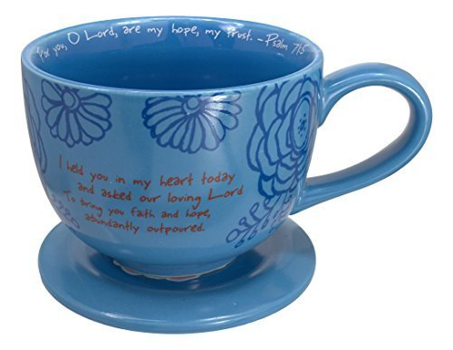 Abbey Press Ceramic Soup Mug - You're in My Heart Today - 56417T-ABBEY