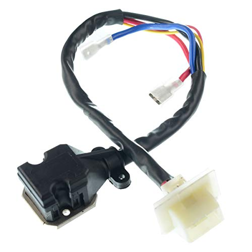 A-Premium Blower Motor Resistor for Mercedes-Benz E300 E320 1996-1999 E420 E430 E55 AMG ()